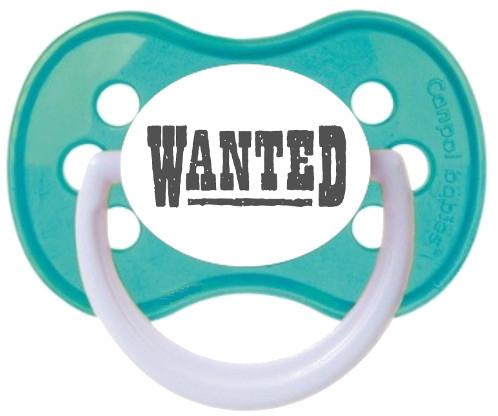 sucette Wanted