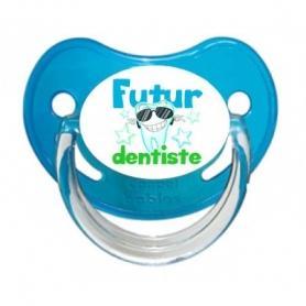 Sucette personnalisée Future dentiste