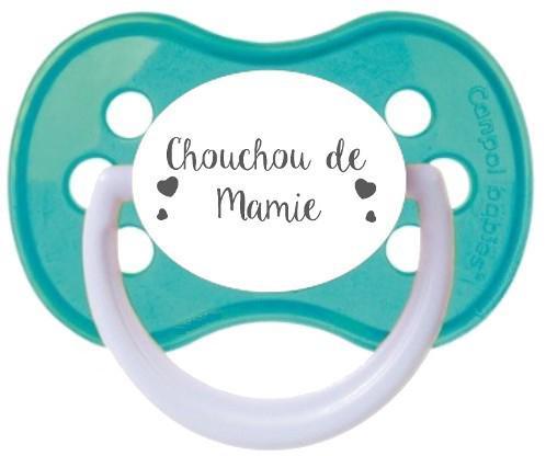 Sucette personnalisée Chouchou de mamie