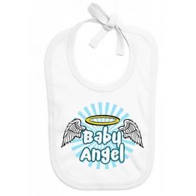 Bavoir bébé Baby angel