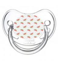 Sucette de bébé pastèque