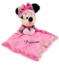 Doudou personnalisable Minnie luminescent