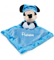 Doudou personnalisable Mickey luminescent