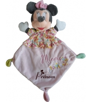 Doudou personnalisable Minnie robe