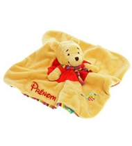 Doudou personnalisable Winnie Disney