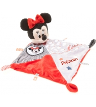 Doudou personnalisable Minnie