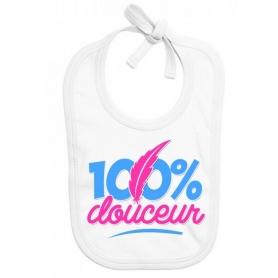 Bavoir bébé 100% Douceur