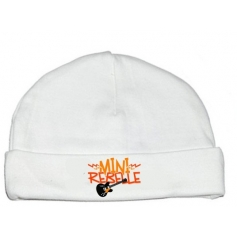 Bonnet bébé Mini rebelle