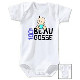 Body bébé 100% Beau gosse