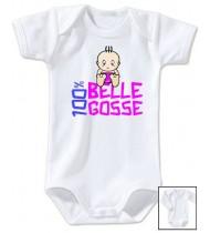 Body bébé 100% Belle gosse