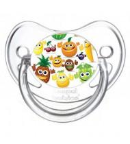 Sucette de bébé fruits