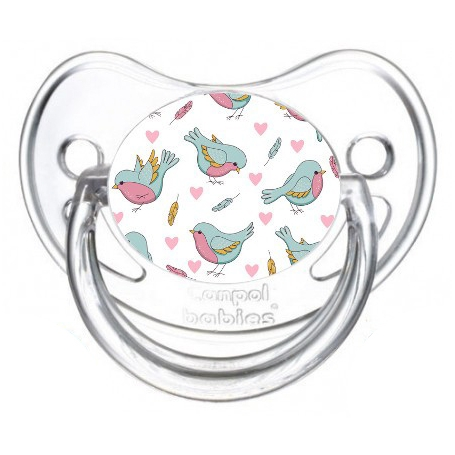 Sucette de bébé oiseaux