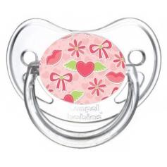 Sucette de bébé noeud papillon bouche