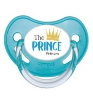 Sucette personnalisée The Prince et prénom