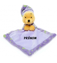 Doudou personnalisable Winnie luminescent