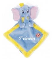 Doudou personnalisable Dumbo Disney