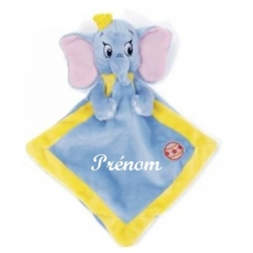 Doudou personnalisable Dumbo Disney