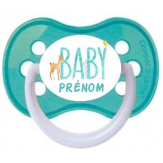 Sucette personnalisée baby garçon personnalisée
